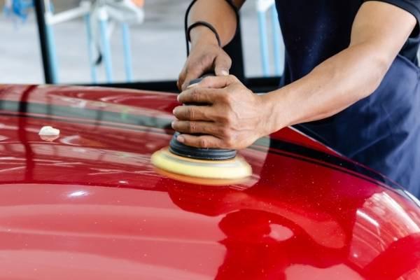 Car paint correction Adelaide